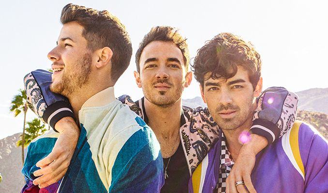 Jonas Brothers tickets at Sprint Center in Kansas City