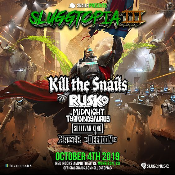Image for Kill The Snails, Snails,  Kill the Noise