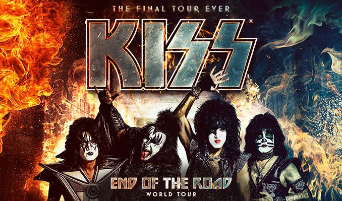 KISS  tickets at STAPLES Center in Los Angeles