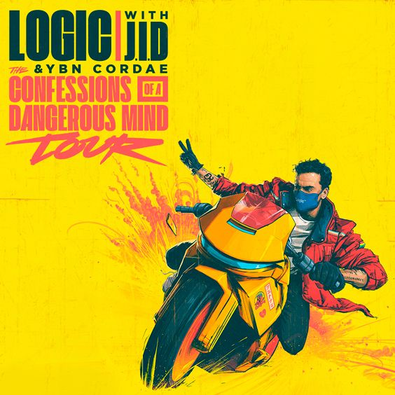 Image for Logic - Confessions of a Dangerous Mind Tour