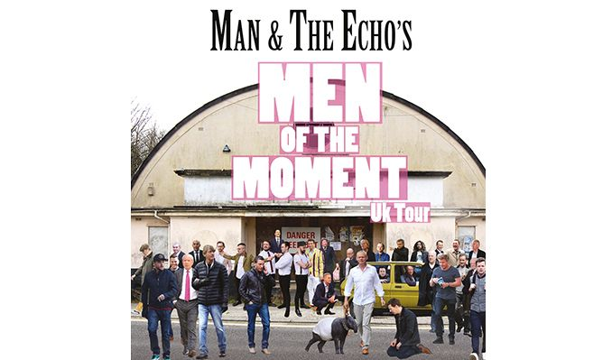 Man & The Echo tickets at Oslo Hackney in London
