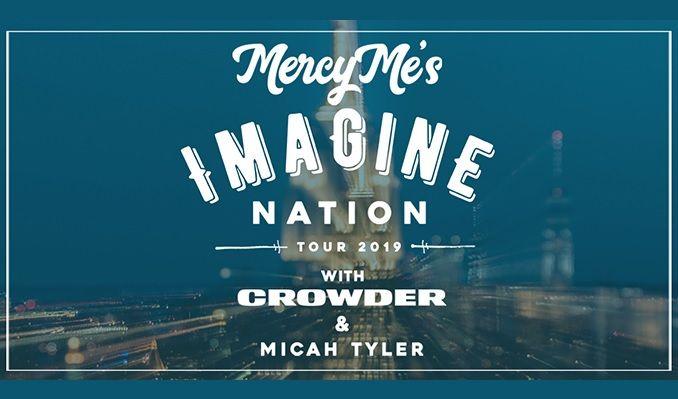 MercyMe tickets at Broadmoor World Arena in Colorado Springs