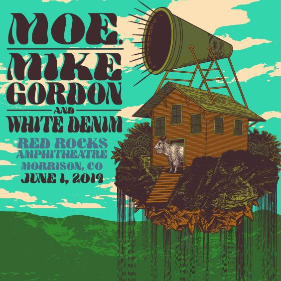 Image for moe. / Mike Gordon