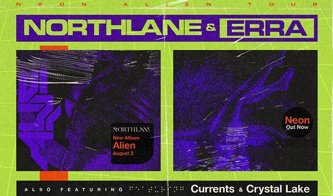 Northlane & Erra tickets at The Complex in Salt Lake City