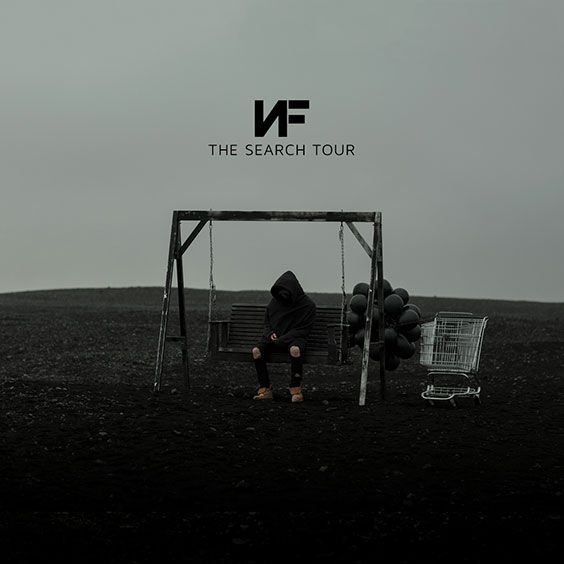 Image for NF - The Search Tour