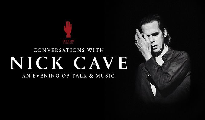 Nick Cave tickets at Lincoln Theatre, Washington