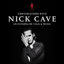 Nick Cave tickets at Massey Theatre, New Westminster