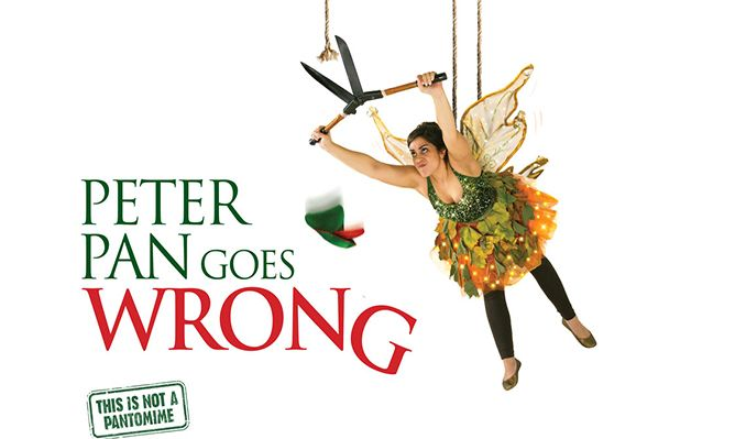 Peter Pan Goes Wrong  - Booking until 5 January 2020 tickets at Alexandra Palace Theatre in London