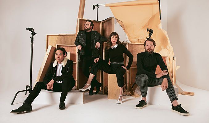 Silversun Pickups tickets at Rams Head Live!, Baltimore tickets at Rams Head Live!, Baltimore