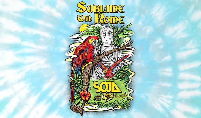 Sublime with Rome tickets at Skyline Stage @ the Mann in Philadelphia