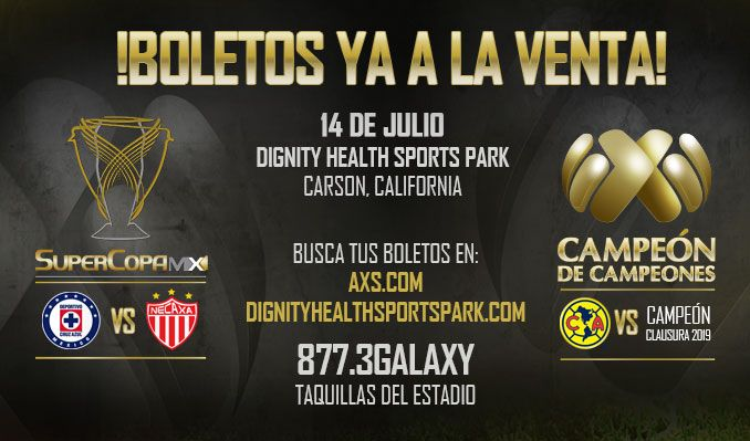 4463c1a1e90 Super Copa MX   Campeon de Campeones tickets in Carson at Dignity ...