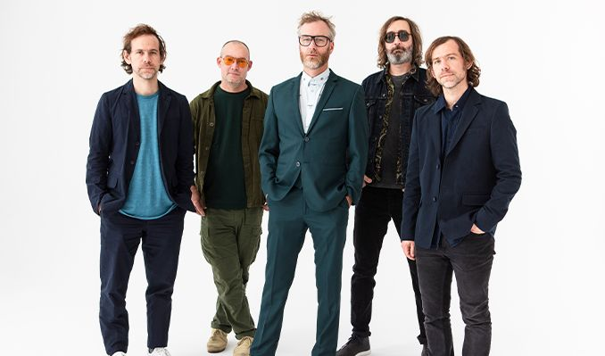 The National tickets at The Greek Theatre in Los Angeles