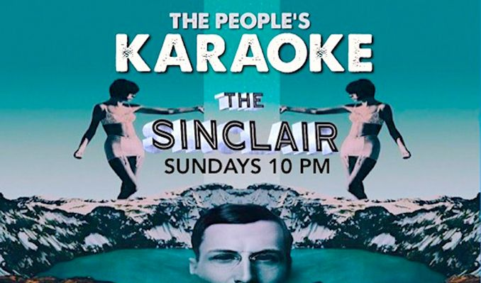The People's Karaoke tickets at The Sinclair Restaurant in Cambridge