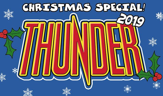Thunder - Xmas Show tickets at Manchester Academy 1 in Manchester