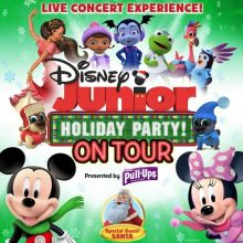 Disney Junior Holiday Party! tickets at The Theatre at Grand Prairie in Grand Prairie
