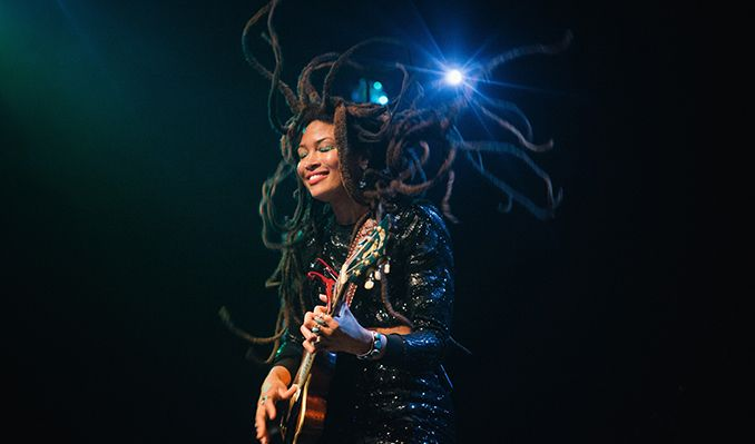 Valerie June tickets at The Showbox in Seattle