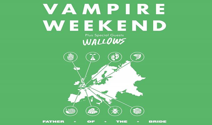 Vampire Weekend tickets at Alexandra Palace in London