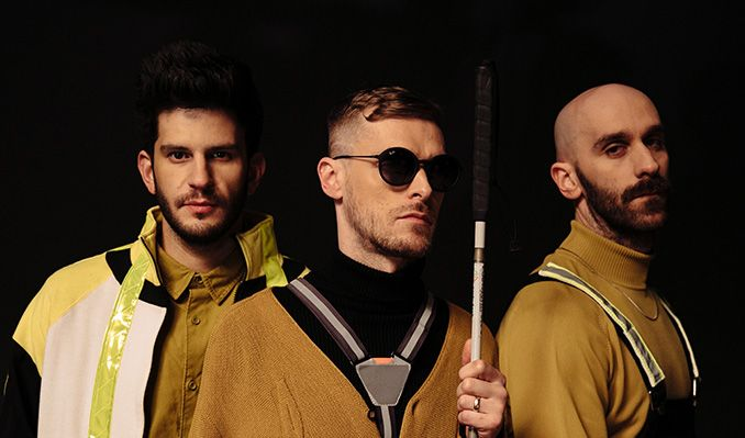 X Ambassadors- The Orion Tour tickets at The Warfield in San Francisco