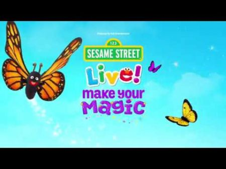 Sesame Street Live! Make Your Magic tickets & 2019 event details announced at Rabobank Theater