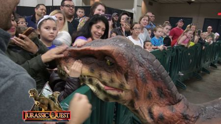 Jurassic Quest tickets & 2019 event details announced at Colorado Convention Center
