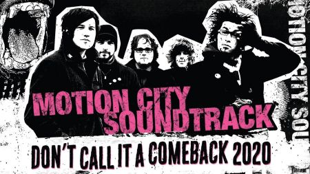 Motion City Soundtrack ticket & dates announced for Don't Call It A Comeback 2020 tour