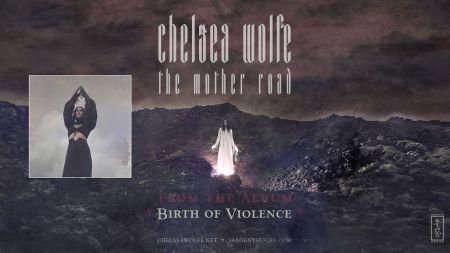 Chelsea Wolfe announces 2019 acoustic tour & new album, 'Birth of Violence'