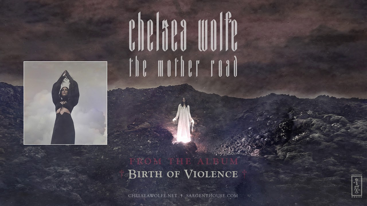 Chelsea Wolfe announces 2019 acoustic tour & new album, 'Birth of Violence'