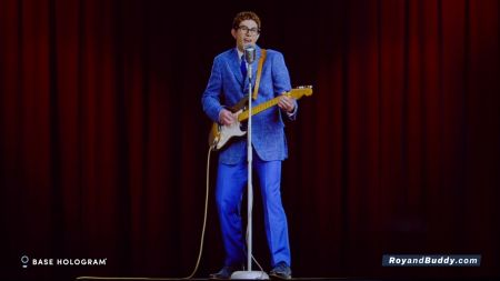 Roy Orbison & Buddy Holly 2019 hologram tour tickets and dates announced