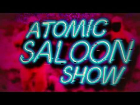 'Criminally chiseled' Abdominal Outlaw added to ATOMIC SALOON SHOW