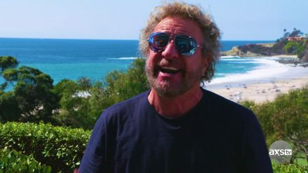 AXS TV's 'Rock & Roll Road Trip' sneak peek: Sammy Hagar hosts High Tide Beach Party & Car Show on June 30