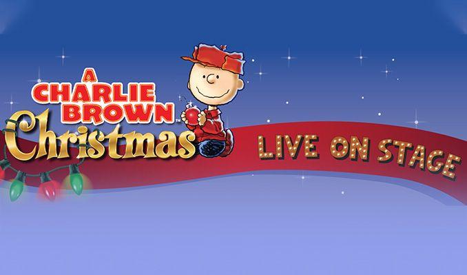 A Charlie Brown Christmas Live On Stage.A Charlie Brown Christmas Agora Cleveland