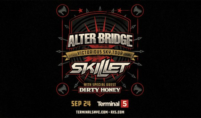 Alter Bridge & Skillet - Victorious Sky Tour tickets in New
