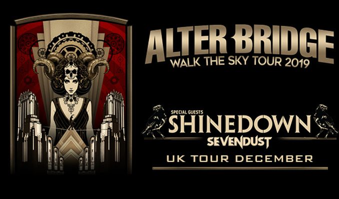 Alter Bridge tickets at Manchester Arena in Manchester