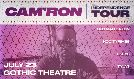 Cam'ron tickets at Gothic Theatre in Englewood