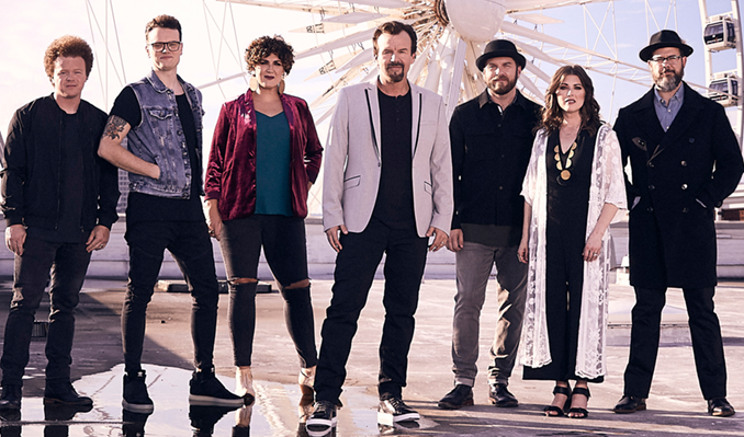 Casting Crowns tickets at The AMP St. Augustine, St. Augustine