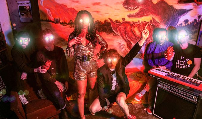 !!! (Chk Chk Chk) tickets at Underground Arts in Philadelphia