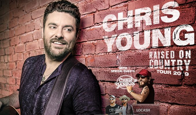 Chris Young tickets at MGM Grand Garden Arena in Las Vegas