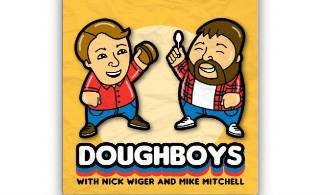 Doughboys Podcast Live tickets at Royal Oak Music Theatre in Royal Oak