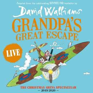 Grandpa's Great Escape - The Christmas Arena Spectacular: EXTRA SHOW ADDED