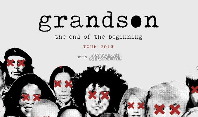 grandson tickets at Warehouse Live in Houston
