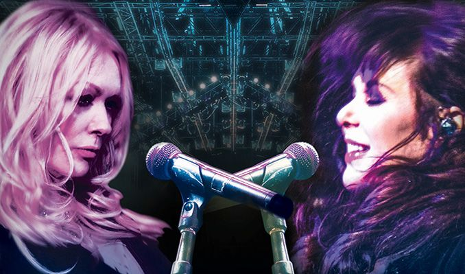 Heart tickets at USANA Amphitheatre in West Valley City