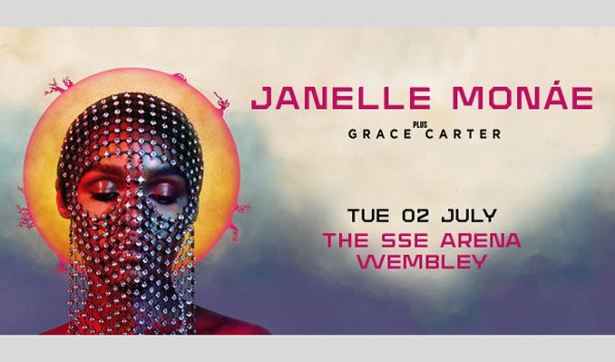 Janelle Monáe tickets at The SSE Arena, Wembley in London