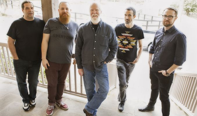 Jimmy Herring and The 5 of 7 tickets at Joy Theater in New Orleans