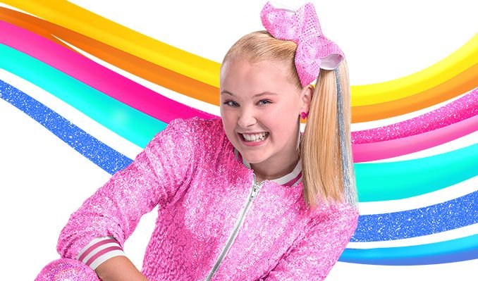 JoJo Siwa tickets in Glasgow at The SSE Hydro on Wed, 30 Oct 2019