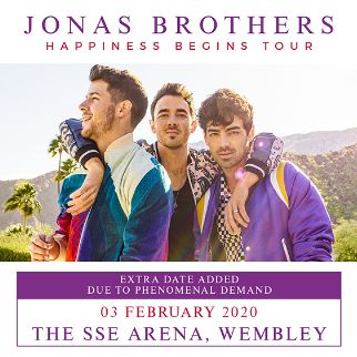 Jonas Brothers - EXTRA DATE ADDED