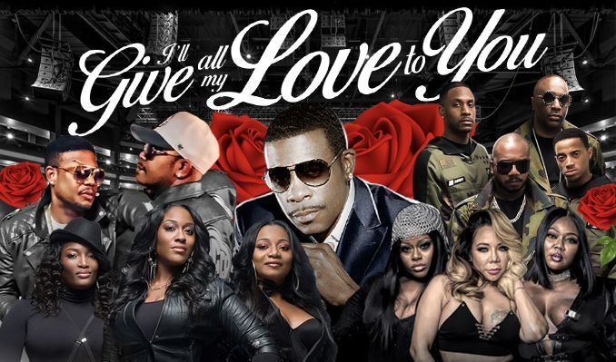 Keith Sweat tickets at The Greek Theatre in Los Angeles