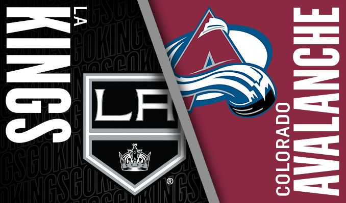 LA Kings vs Colorado Avalanche tickets at STAPLES Center in Los Angeles