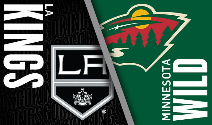 LA Kings vs Minnesota Wild tickets at STAPLES Center in Los Angeles