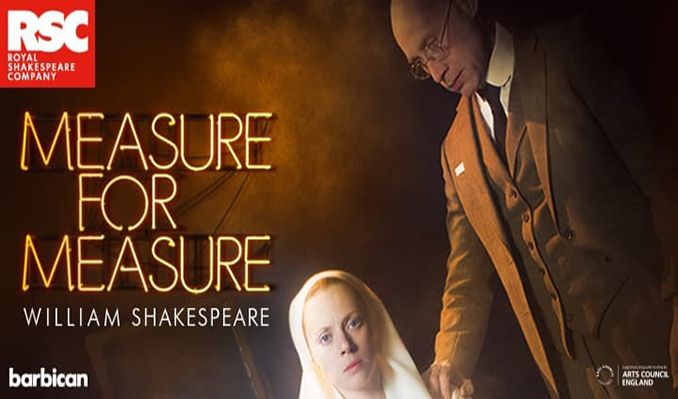 Measure for Measure tickets at London Barbican, London