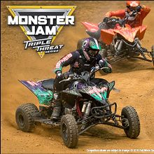 Monster Jam Triple Threat Series tickets in Duluth at